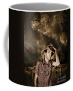 Heartland Of Outback Country Australia Coffee Mug