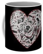 Heartline 1 Coffee Mug