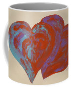 Hearts A-flutter Coffee Mug