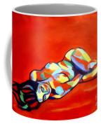 Heat Coffee Mug by Helena Wierzbicki