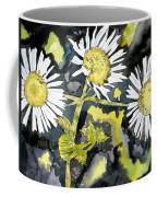 Heath Aster Flower Art Print Coffee Mug
