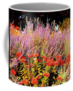 Heather And Sedum Coffee Mug