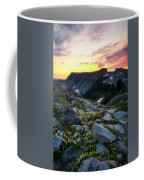 Heather Meadows Sunset Coffee Mug