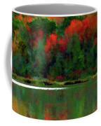 Heavy Tones Seasons Fall  Coffee Mug