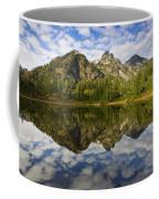 Heaven Unfolded Coffee Mug by Mike  Dawson