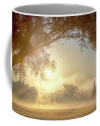 Heavenly Arch Sunrise Coffee Mug