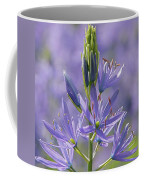 Heavenly Blue Camassia Coffee Mug