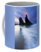Heavenly Halo Coffee Mug by Mike  Dawson