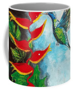 Heavenly Heliconia Coffee Mug