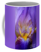 Heavenly Iris Coffee Mug