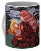 Heavenly Mother And Child Coffee Mug
