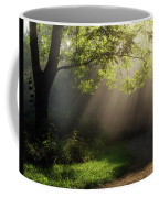 Heavenly Rays Coffee Mug