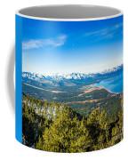 Heavenly South Lake Tahoe View 1 - Left Panel Coffee Mug