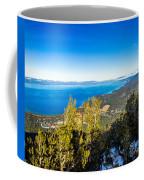 Heavenly South Lake Tahoe View 1 - Right Panel Coffee Mug