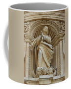 Heavenly Statue Coffee Mug