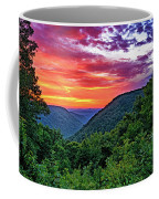 Heaven's Gate - West Virginia - Paint Coffee Mug
