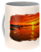 Heavens Of Fire 2 Coffee Mug