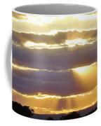 Heaven's Rays Coffee Mug
