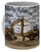 Heavy Duty Earth Movers Coffee Mug