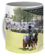 Heavy Horses Competition Coffee Mug