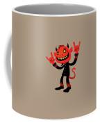 Heavy Metal Devil Coffee Mug