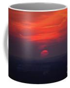 Heavy Sun Coffee Mug