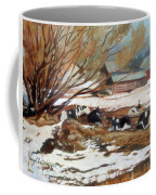 Heber Dairy Coffee Mug
