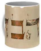 Hebrew Calligraphy-ahava Coffee Mug
