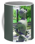 Hebrews 13-5 Coffee Mug
