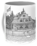 Heceta Head Bed And Breakfast Coffee Mug