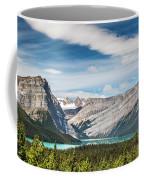 Hector Lake, Canadian Rockies Coffee Mug