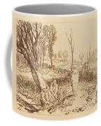 Hedging And Ditching Coffee Mug