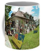 Heidelberg Street Panorama Coffee Mug