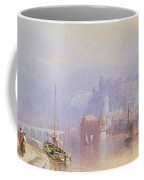 Heidelberg Coffee Mug by Thomas Miles Richardson