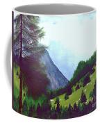 Heidi's Place Coffee Mug by Patricia Griffin Brett