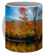 Heights Of Autumn Coffee Mug