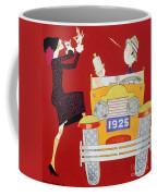 Held: Sheik & Sheba, 1925 Coffee Mug