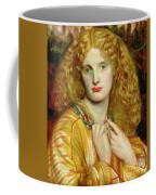 Helen Of Troy Coffee Mug by Dante Charles Gabriel Rossetti