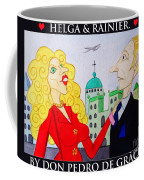 Helga Loves Rainier Coffee Mug
