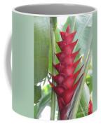 Heliconia Hot Flash Coffee Mug