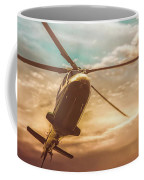 Helicopter Coffee Mug by Bob Orsillo