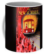 Hell Train Coffee Mug