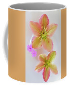 Hellebore Flower Art Coffee Mug