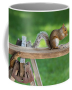 Hello Are You Gonna Eat All That? Chipmunk And Squirrel Coffee Mug