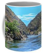 Hells Canyon Dam  Coffee Mug