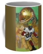Helmet N Halfback Coffee Mug