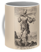 Helmeted Musketeer Coffee Mug
