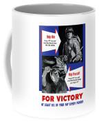 Help Him Help Yourself  Coffee Mug