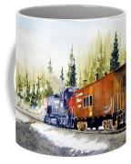Helper Over Donner Coffee Mug