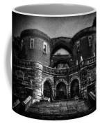 Helsingborg Black And White Coffee Mug